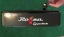 "Taylor Made Rossa Daytona 1 Golf Putter Right Handed 34"" With Original Grip"
