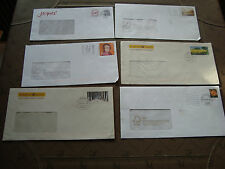 ALLEMAGNE - 6 enveloppes entier annee 2000 a 2007 (cy52) germany