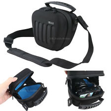 EVA Hard Shoulder Camera Case Bag For Nikon 1 J5 V3 / COOLPIX L340 L840 P610