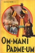 Mu33 Om-mani Pade-um Celestino Testore Ed. Missioni 1951