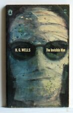 The Invisible Man by H. G. Wells, Popular Library K71, 1964