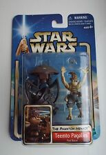 STAR WARS EPISODE 2 SAGA Teemto Pagalies THE PHANTOM MENACE '02 #45 Carded 2002