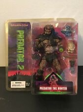 McFarlane Toys Predator The Hunter Action Figure New 2004 Predator 2 Movie