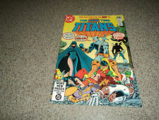 NEW TEEN TITANS #2 FIRST APPEARANCE OF DEATHSTROKE