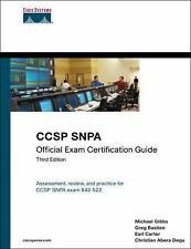 CCSP SNPA Official Exam Certification Guide (3rd Edition) (Exam Certification Gu