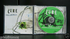 The Cure - Freakshow 2 Track CD Single