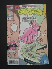 Beavis & Butt-Head #1   NM    Based on TV Show  MTV