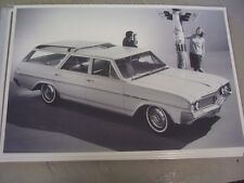 1964 BUICK SKYLARK WAGON VISTA ROOF   12 X 18 LARGE PICTURE   PHOTO