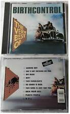 Birthcontrol - The Very Best Of .. 1990 CBS CD TOP