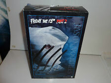 friday the 13th part 2 jason voorhees 12'' sideshow collectibles 2004  nisb 7308