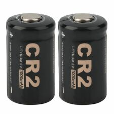 2 Pieces CR2 3.0V 1000mAh Protected Rechargeable Battery + Case for Soshine YK