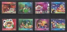 SINGAPORE 2012 FESTIVALS COMP. SET OF 8 STAMPS IN MNH UNUSED CONDITION