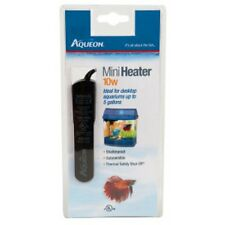 Aqueon Mini 10 Watt Heater Ideal for desktop aquariums up to 5 gallon