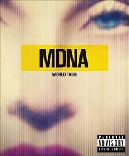 Madonna The MDNA World Tour Music & Concerts  (Brand New CD)