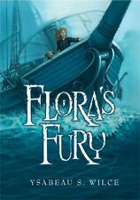 Flora's Fury: How a Girl of Spirit and a Red Dog Confound Their Friend-ExLibrary
