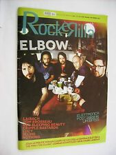 ROCKERILLA #403 - ELBOW - LAIBACH - CRIPPLE BASTARDS - LUCY - MARK LANEGAN