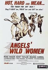 Angels Wild Women (DVD Used Very Good)