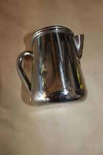Continental Airlines Abco Trading Korea Mini Tea Pot Missing Top 8-9843