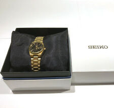 Seiko Women's 5 Automatic SYM614K Automatic Gold tone Stainless Steel  Watch