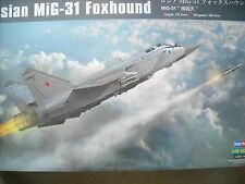 Hobby Boss-1/48-#81753- RUSSIAN MIG-31 FOXHOUND