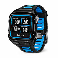 New Garmin Forerunner 920XT Multisport Fitness Watch Bundle with HRM Blue Black