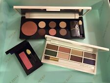 Lot 3 Estee Lauder Pure Color Eyeshadow & Blush Palette