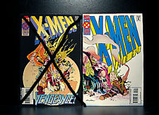 COMICS: Marvel: X-men #39 (1990s) - RARE (wolverine/thor/spiderman)