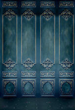 5x7ft Vinyl Photography Background Vintage Door Wall Theme Backdrop Studio Props