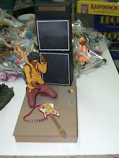 2004 McFarlane Jimi Hendrix 2 AT Monterey POP June 18 1967 Figure DIORAMA STATUE