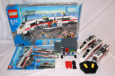 "Lego City/RC Train Set ""Passenger Train"" 7897 - Boxed - Complete - Excellent"