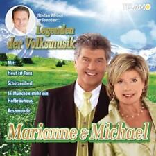 MARIANNE & MICHAEL- Legenden der Volksmusik-CD-In München steht ein Hofbräuhaus-