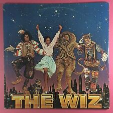 THE WIZ - Original Motion Soundtrack - Michael Jackson, Diana Ross, MCA 2-14000