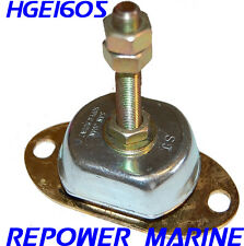 Marine Flexible Engine Mount 55KG, 12mm Stud, Volvo Penta, Mercruiser, Beta,
