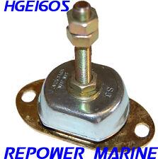 Marine Flexible Engine Mount 55KG, 12mm Stud, Volvo Penta, Mercruiser, Beta,