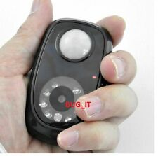 Night Vision Motion-Activated Mini Spy Nanny Camera Good Battery Life Black