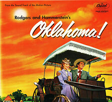 "Rodger & Hammerstein OKLAHOMA! Soundtrack 12"" LP CAPITOL US SLCT 6100 @N/MINT"