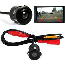 170° IP66 Waterproof Mini HD Car Rear View Reverse Backup Parking Camera DC 12V