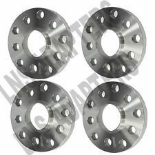 4x Audi HubCentric Wheel Spacers 15mm | Fits S8 S6 S4 TT R8 A8 A6 A4 A3 5x112