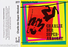 *- Super 8 - CHARLIE der SUPERAKROBAT  - 66 m Piccolo Film