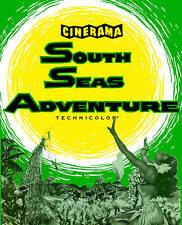 Cinerama South Seas Adventure [Blu-ray], Excellent DVD, Orson Welles, Ramine Sea
