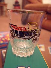 VINTAGE FORD CAR SHOT GLASS
