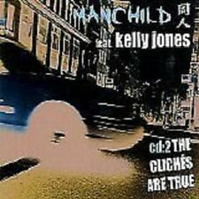 MANCHILD Cliches are CD  w/ STEREOPHONICS & UTAH SAINTS