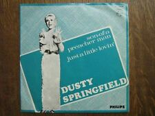 DUSTY SPRINGFIELD 45 TOURS BELGIQUE JUST A LITTLE LOVIN