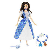 BARBIE as the ISLAND PRINCESS Maiden in BLUE DRESS Doll