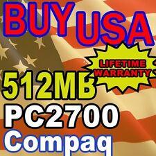 512MB Compaq Presario R4125US V2000 V2000Z Memory RAM