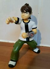 "BEN 10: 6"" Action Figure, Bandai, 2007, SFX, Lights Up, Collectible, RARE"