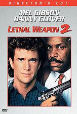 Lethal Weapon 2 (DVD, 2009, Directors Cut Amaray Case)