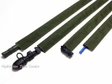 Hydration Tube Cover ODG ..for Camelbak, Military Ruck Sack, Backpack tube Cover