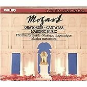 Complete Mozart Edition, Vol.22: Oratorios and Cantatas, , Good, Audio CD