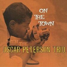 On the Town by Oscar Peterson/Oscar Peterson Trio (CD, Sep-2013, Essential...